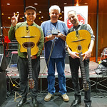 Daniele Gregolin, Angelo Tordini & Michele Gattoni| SHG MusicShow Milano 2017