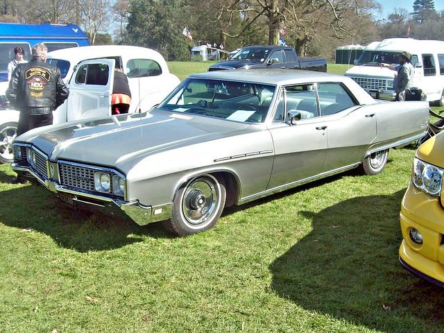 96 Buick Electra 225 Custom 4 door Hardtop (3rd Gen) (1968)