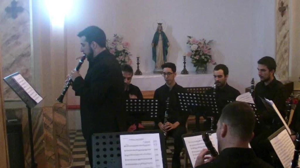 ElCristo - Videos - Petrer TV - (2017-11-26) - Concierto Union Musical