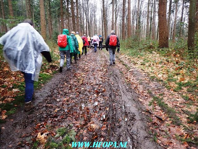 2017-12-27 Bennekomse-    Bossentocht         24 Km    (34)