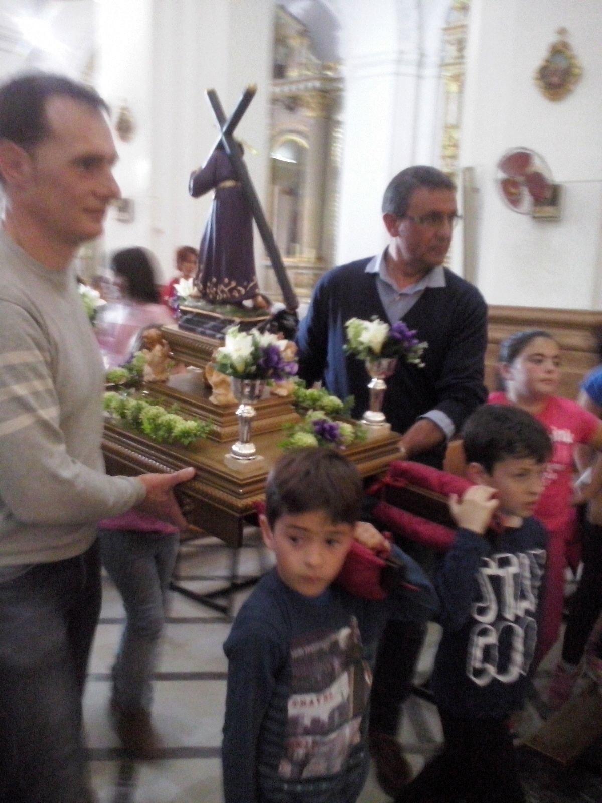 (2017-03-31) - I Vía Crucis jóvenes - (11)