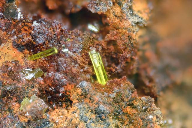 緑鉛鉱 / Pyromorphite