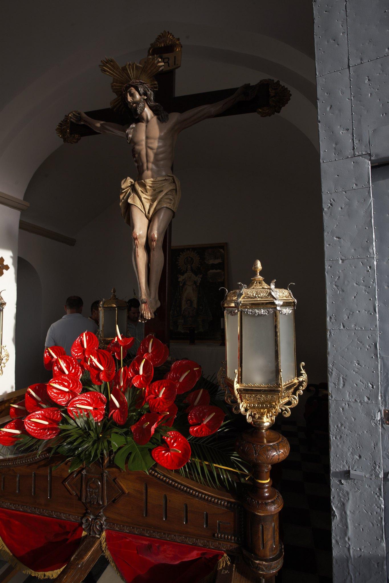 (2009-06-26) Vía Crucis de bajada - Heliodoro Corbí Sirvent (7)