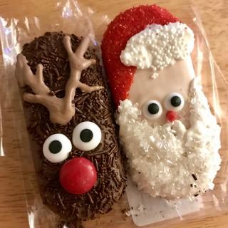 Serious Christmas Cookies