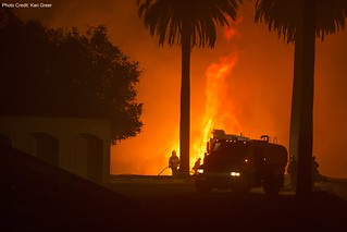 Thomas Fire | by Forest Service, USDA