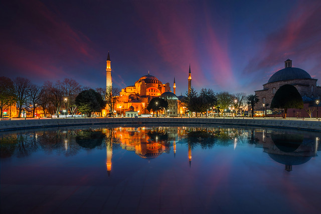 Ayasofya Camisi (Hagia Sophia Mosque)