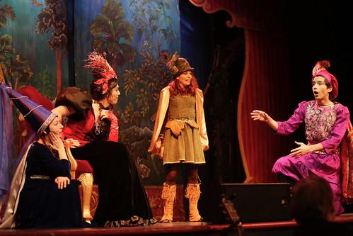Snow White - Holiday Panto - Throckmorton Theatre | by fabola