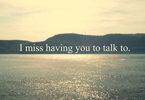 Sad Love Quotes : I miss talking to my Dad who passed away ...