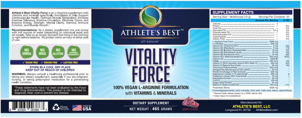 vitalityforce