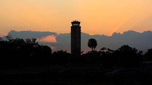 fortlauderdale fll kfll tower atc sunrise
