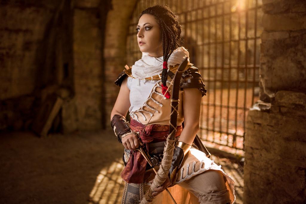 Aya Aya Assassins Creed Origins Photographer A Z Produc Flickr