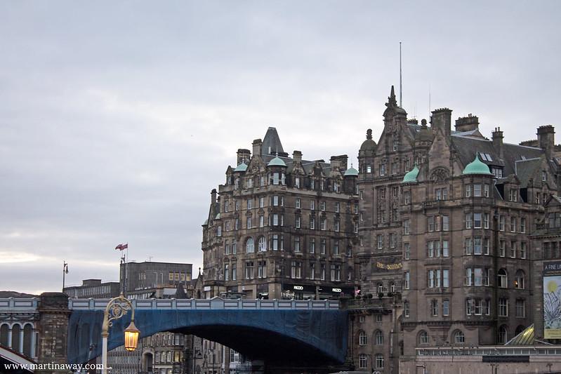 North Bridge, Edinburgh Old Town