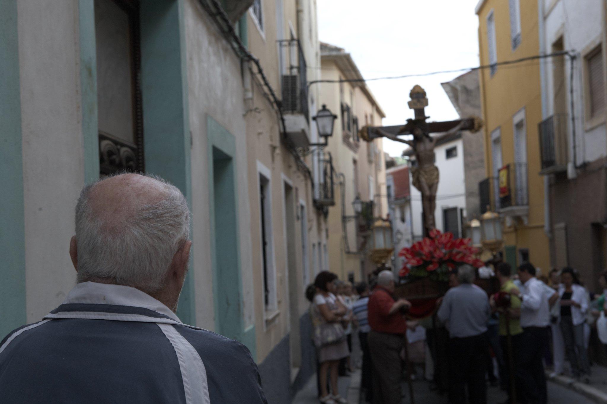 (2010-06-25) Vía Crucis de bajada - Heliodoro Corbí Sirvent (39)