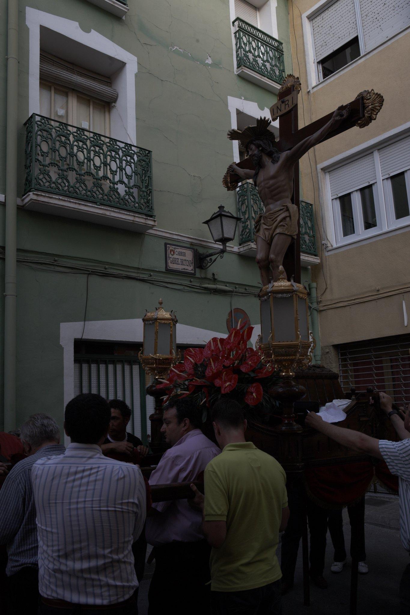 (2010-06-25) Vía Crucis de bajada - Heliodoro Corbí Sirvent (35)