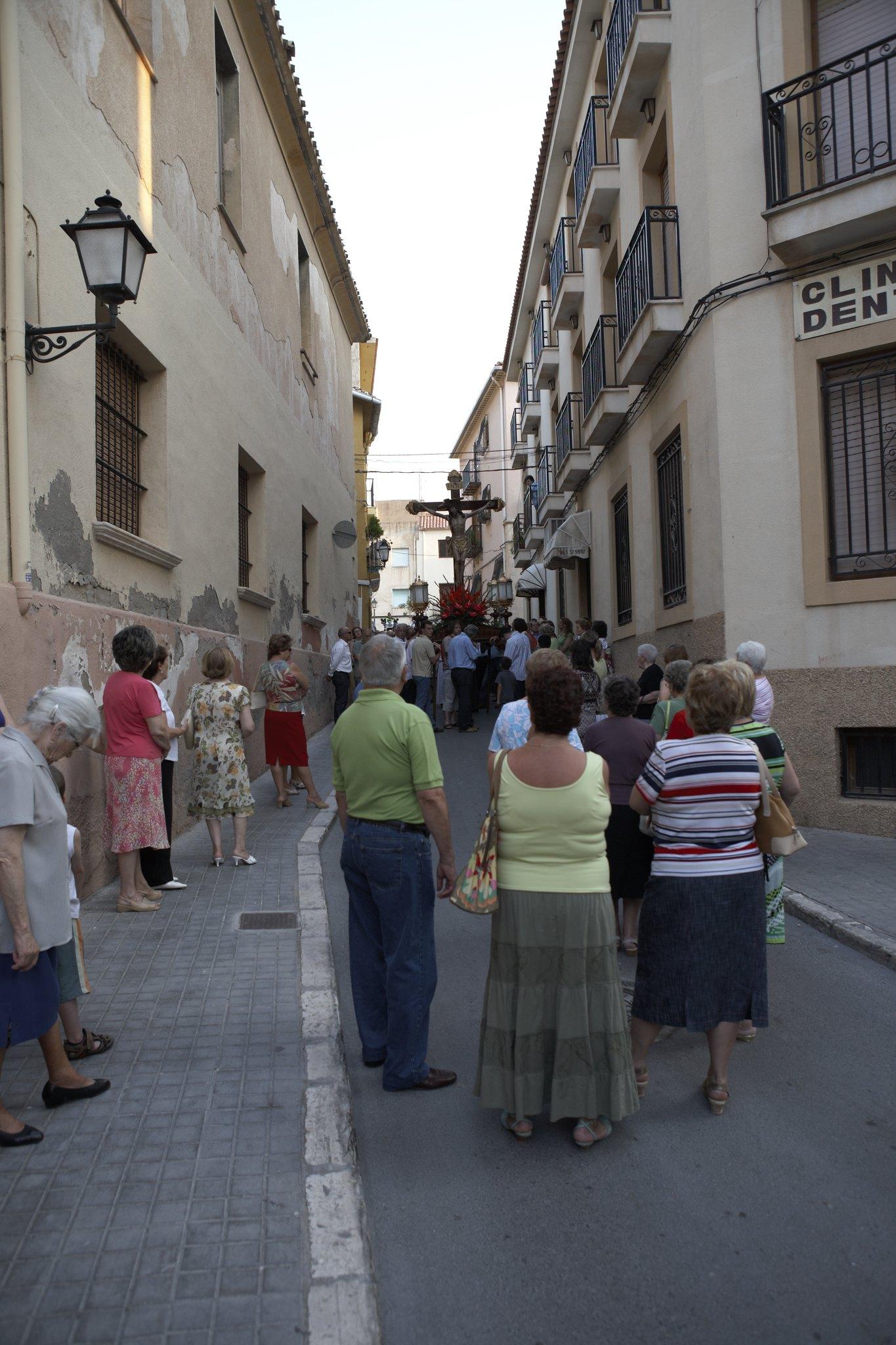 (2008-06-27) Vía Crucis de bajada - Heliodoro Corbí Sirvent (88)