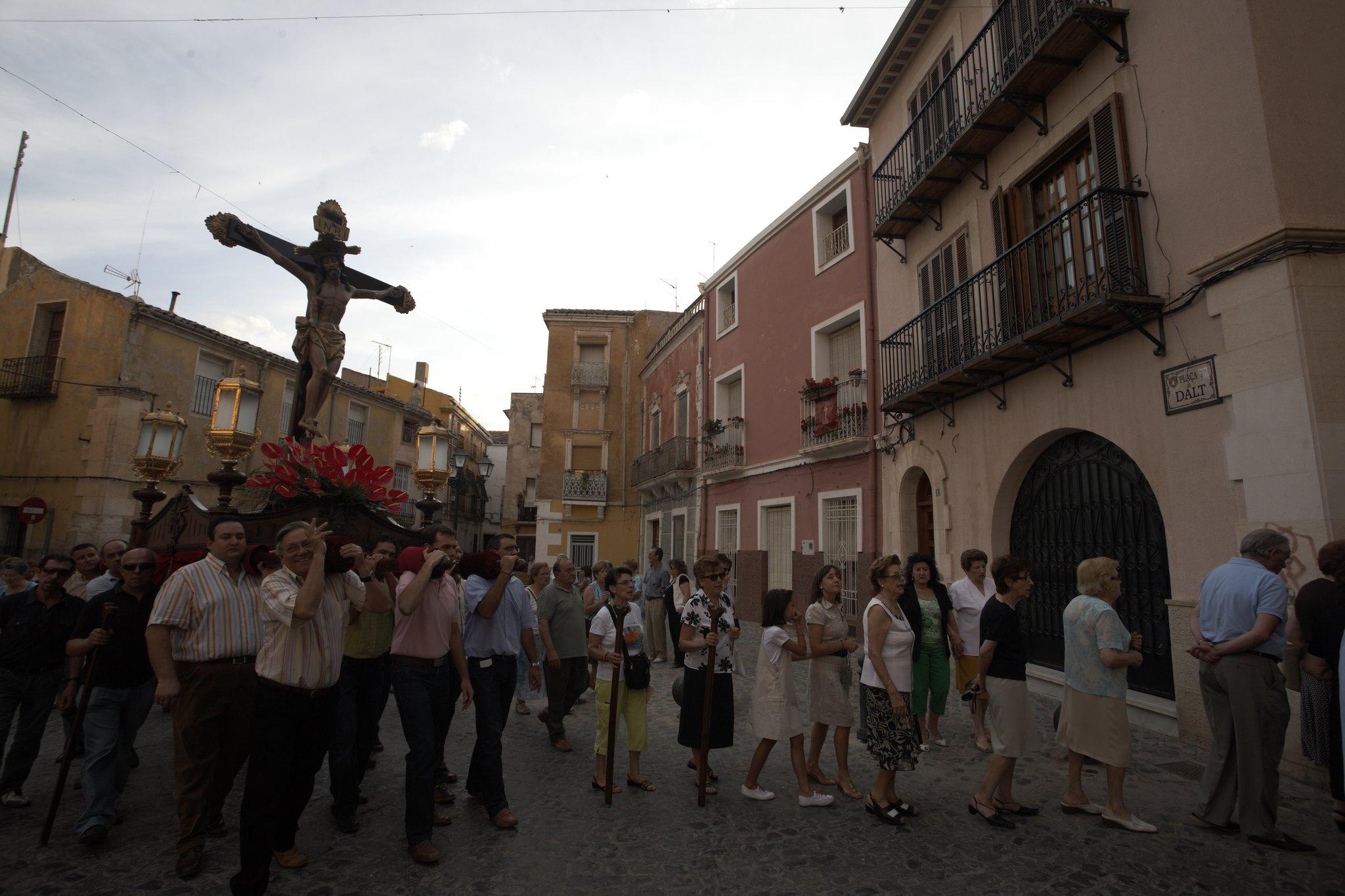 (2009-06-26) Vía Crucis de bajada - Heliodoro Corbí Sirvent (101)