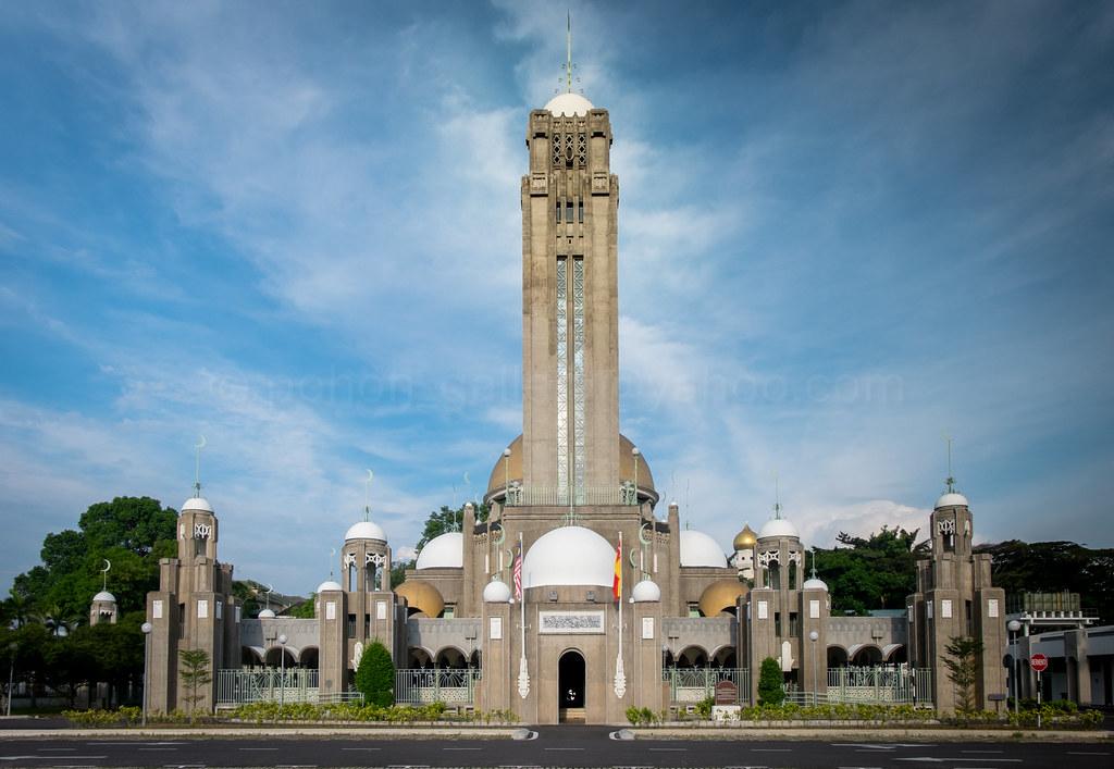 Masjid Diraja Sultan Suleiman Klang Anak Tok We Jusoh N Mok We Yah Flickr