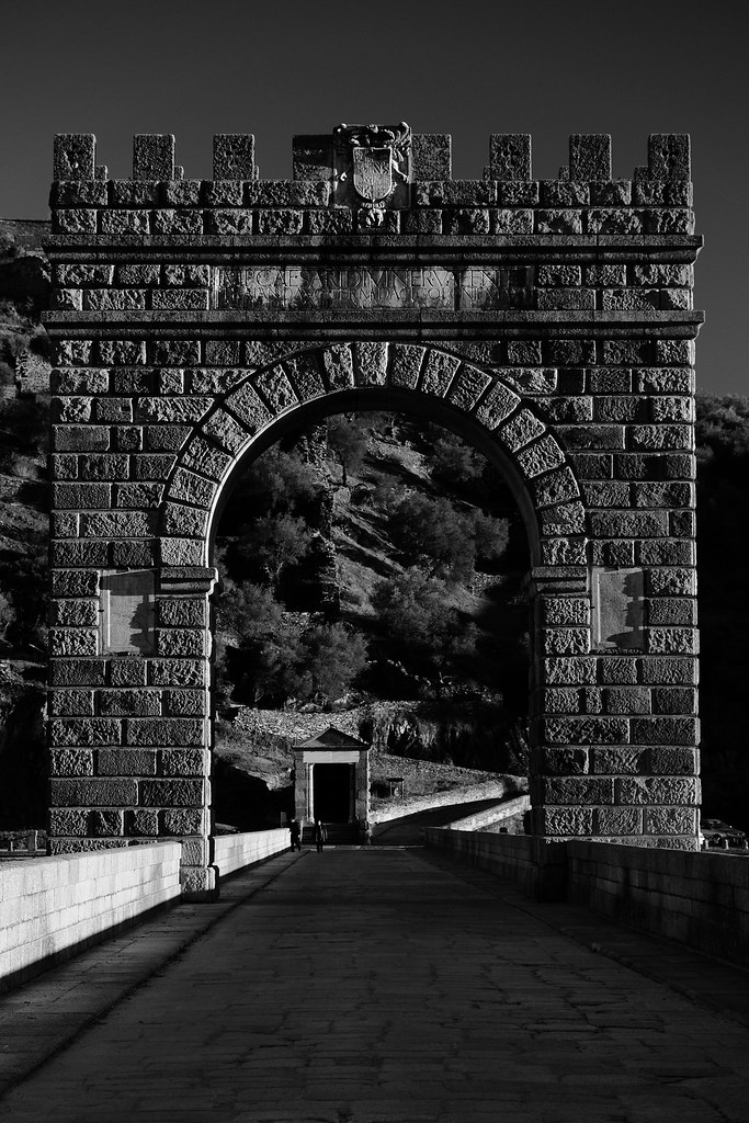 Arco del Triunfo Puente de Calatraa