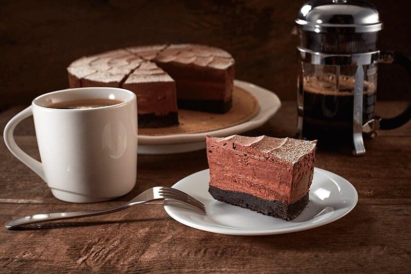 Belgian-Chocolate-Flourless-Mousse-Cake
