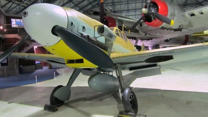 Messerschmitt Bf.109 G 4