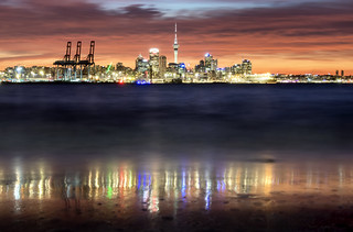Auckland from Devonport, New Zealand | by Arran Bee