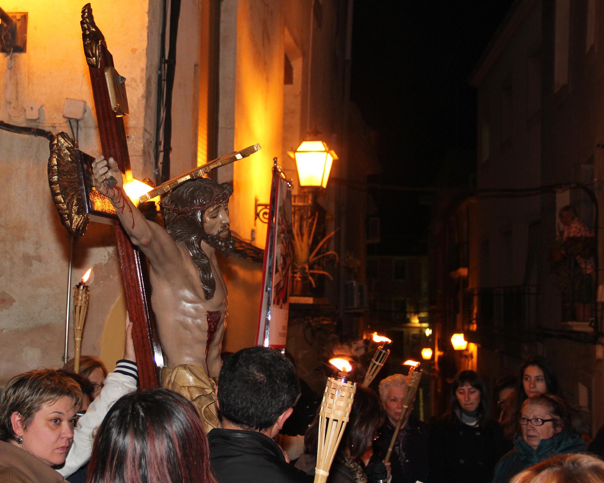 (2015-03-27)  - VI Vía Crucis nocturno - Antonio José Verdú Navarro (106)