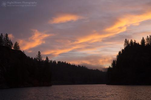 washington sunrise littlespokane river enchantmentvalley scotiacanyon right2roam kayaking canoeing forest chainlake dawn