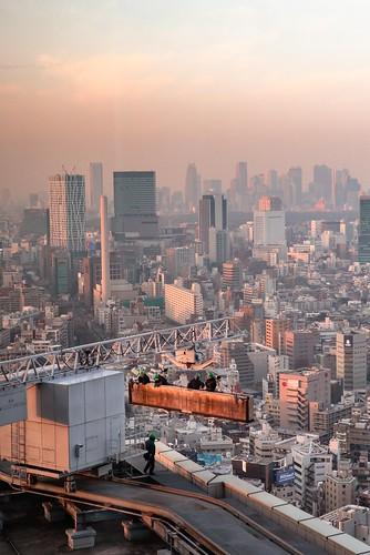東京 恵比寿 恵比寿ガーデンプレイス sunset yebisu tokyo