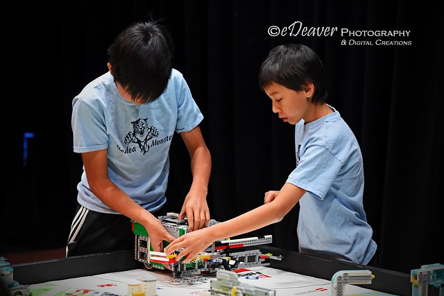 2017 Los Angeles FIRST LEGO League -