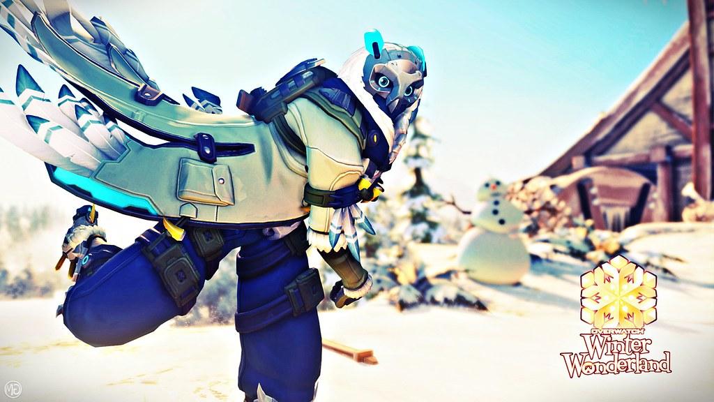 Overwatch Winter Wallpaper 1080p Mefisto Gamer Flickr