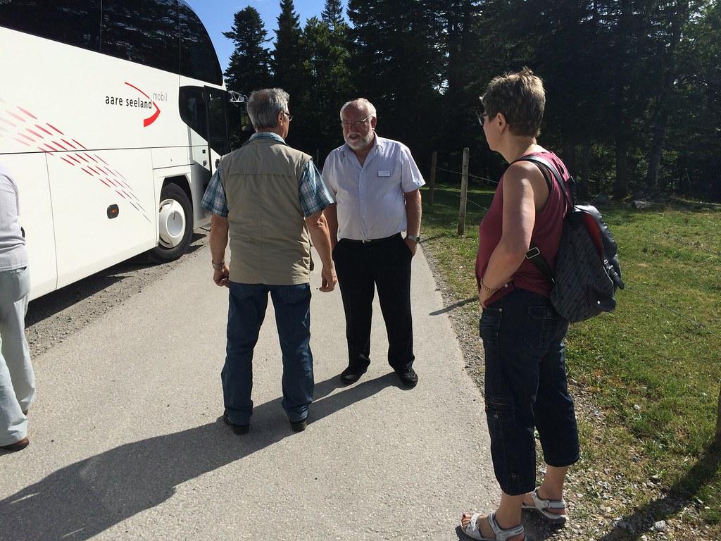 2015 Vereinsausflug Creux du Van 25.07.15