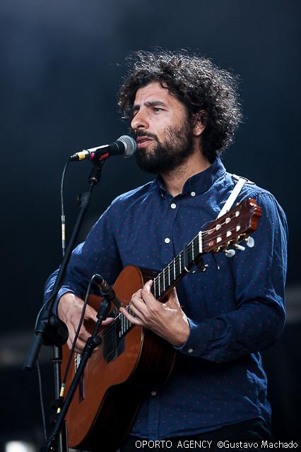 José Gonzalez - NOS Primavera Sound '15