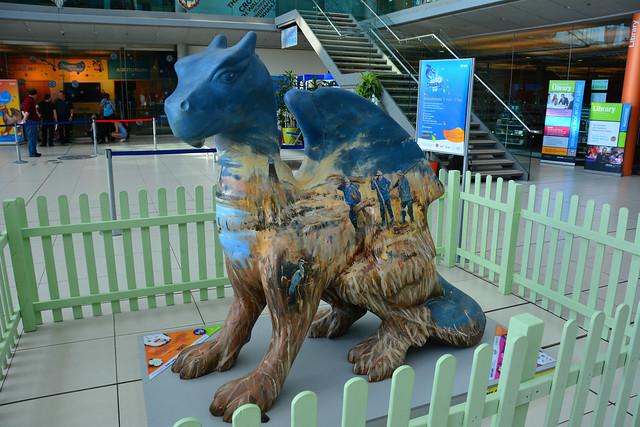 Norwich Dragons , Luda By Kieron Williamson