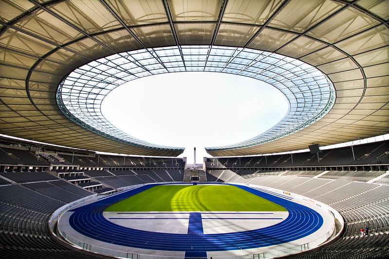 Estádio Olímpico de Berlin