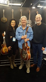 NAMM Show 2017 National Reso-phonic Booth | by Crossroads Music - Port Townsend, WA