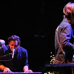 Fri, 15/12/2017 - 8:08pm - WFUV Public Radio's 13th annual fundraiser. December 15, 2017 at the Beacon Theatre in New York City, with Aimee Mann, Randy Newman, Jeff Tweedy and Lo Moon. Photo by Neil Swanson/WFUV