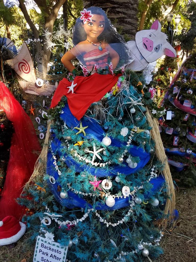 Moana inspired Christmas Ornament DIY | Christmas ... |Moana Themed Christmas Tree