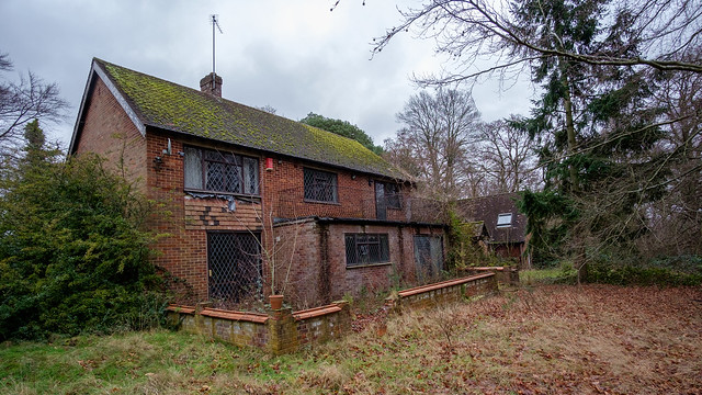 Longcross Manor Cottage