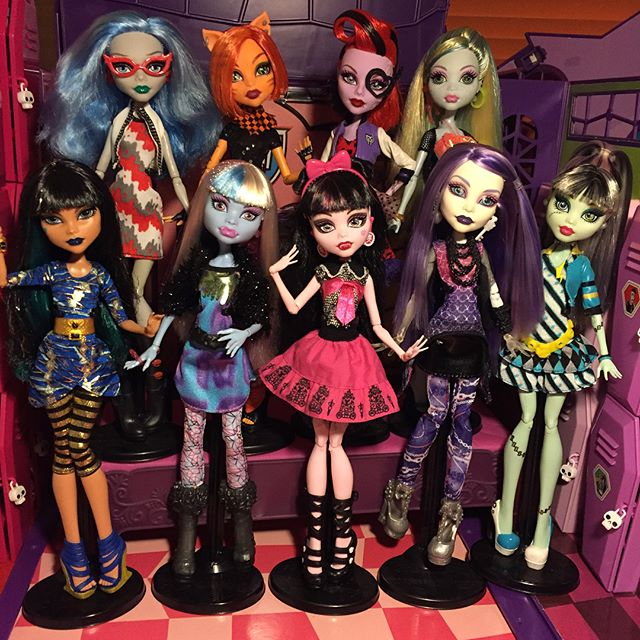 Monster High - Picture Day Collection