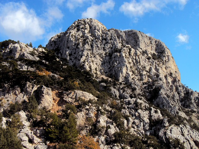 That's Güllük Dağı by bryandkeith on flickr