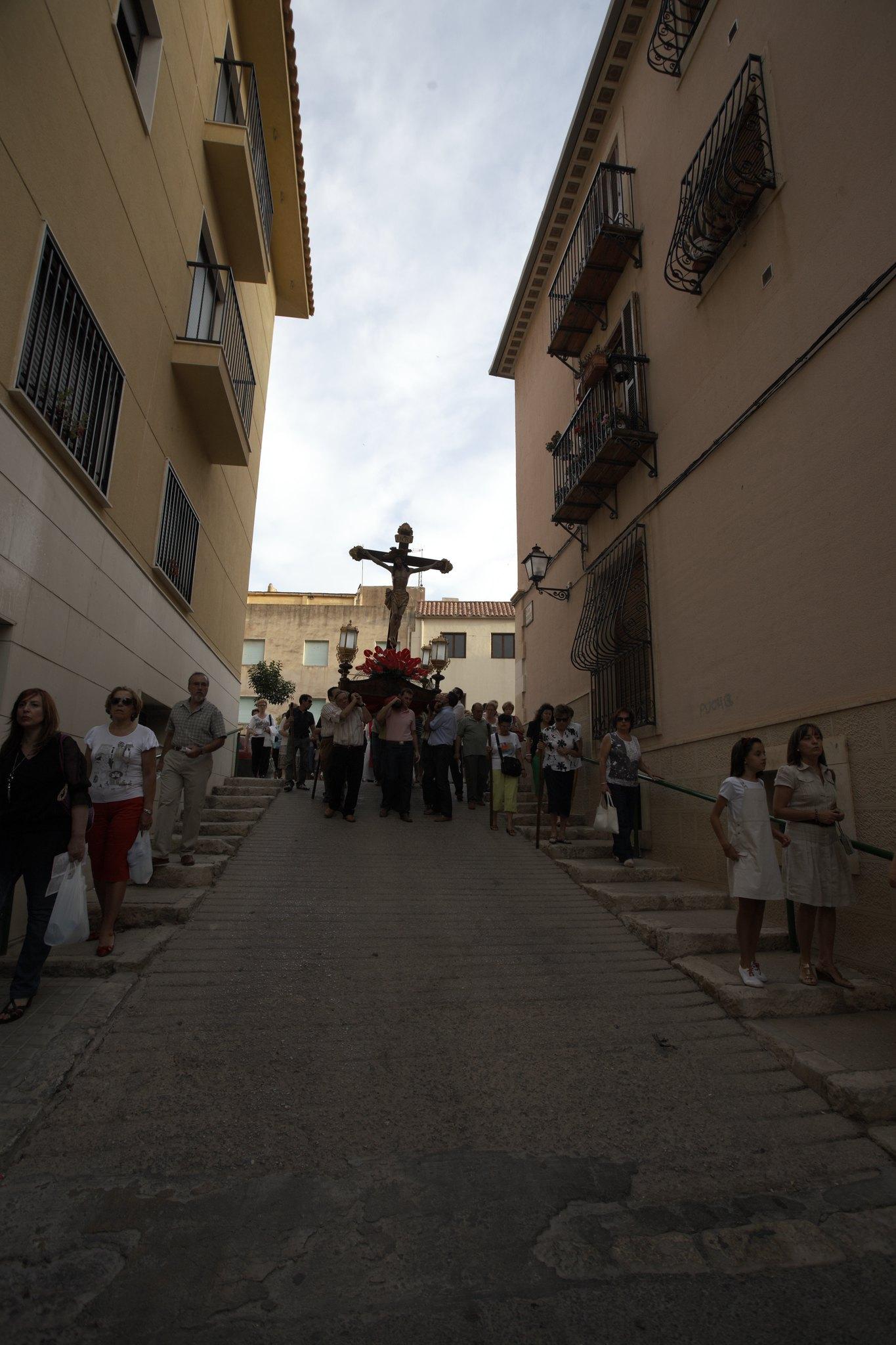 (2009-06-26) Vía Crucis de bajada - Heliodoro Corbí Sirvent (108)
