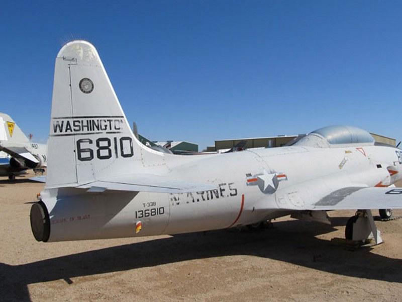 Lockheed T-33B 43