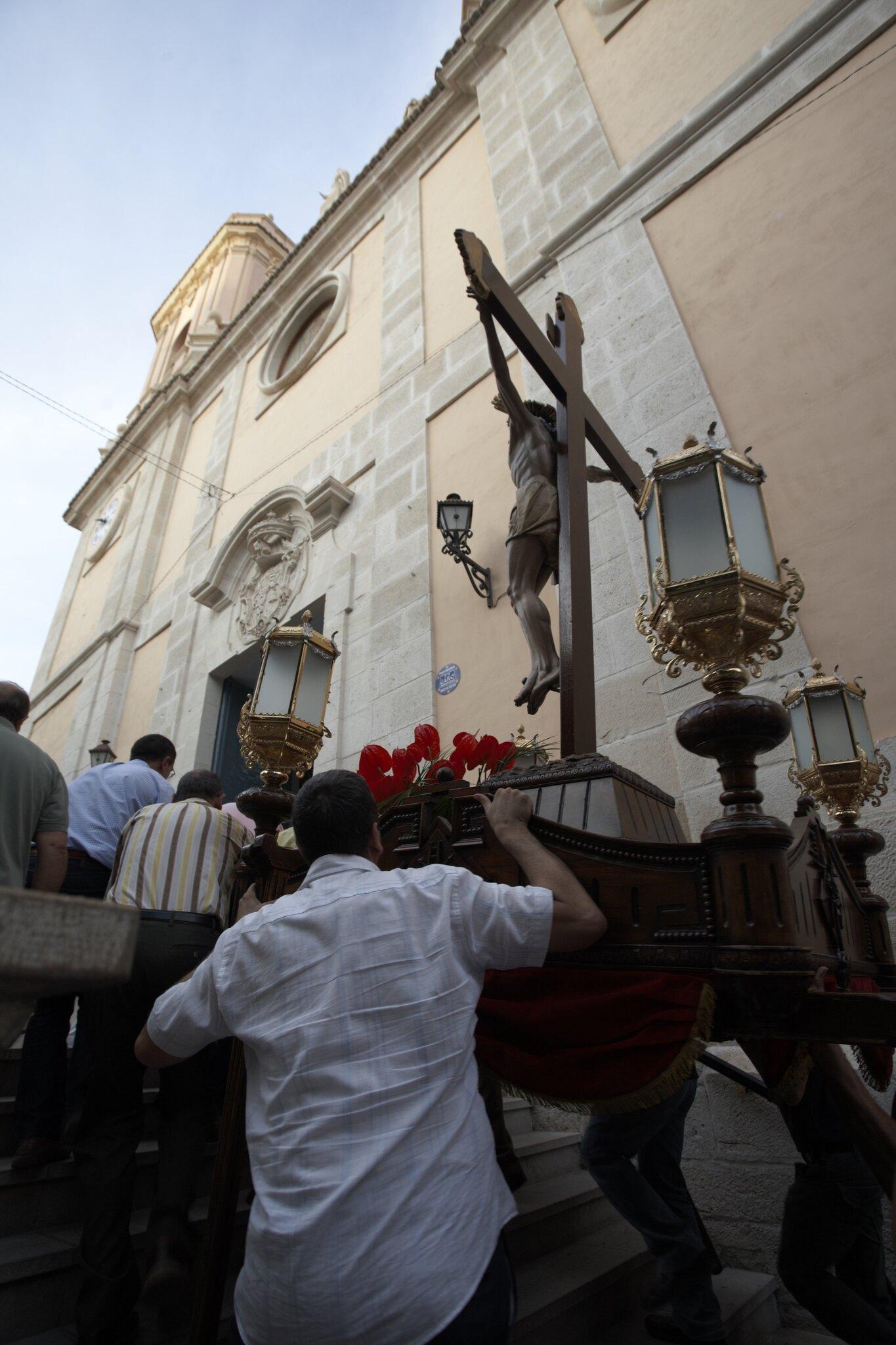 (2009-06-26) Vía Crucis de bajada - Heliodoro Corbí Sirvent (125)