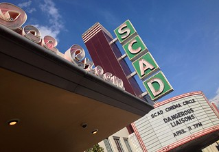 SCAD Cinema (Savannah, Georgia, USA)