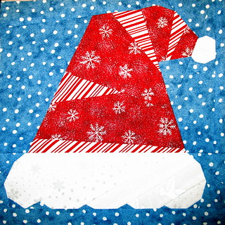 Santa Hat pattern Jennifer O