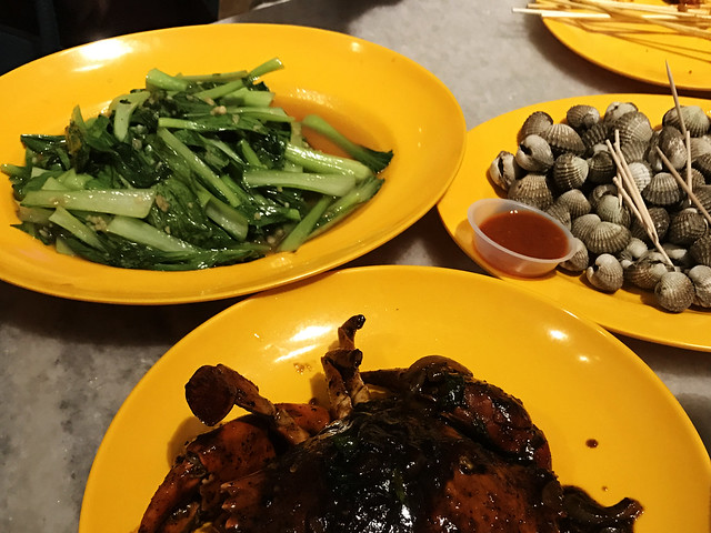 Hawker Center Food