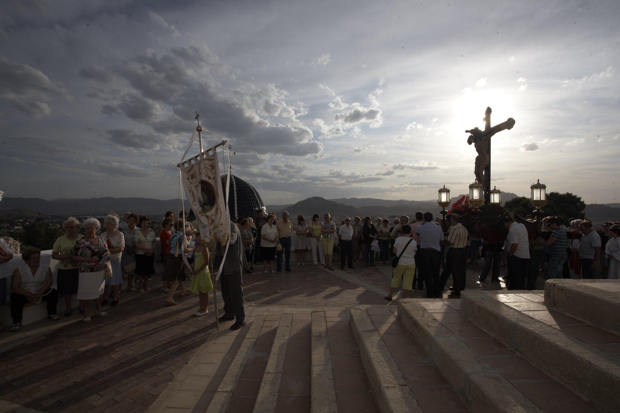 (2009-06-26) Vía Crucis de bajada - Heliodoro Corbí Sirvent (61)
