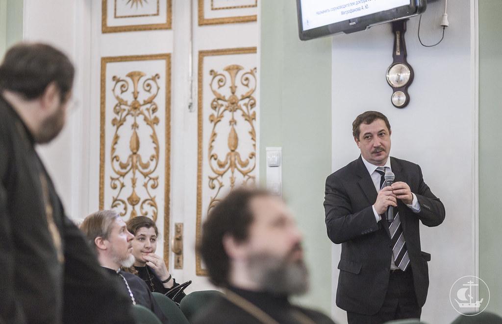 28 декабря 2017, Ученый совет Академии и общее собрание преподавателей / 28 December 2017, Faculty meeting SPbTA