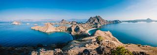 Padar Island, Indonesia   by reubenteo