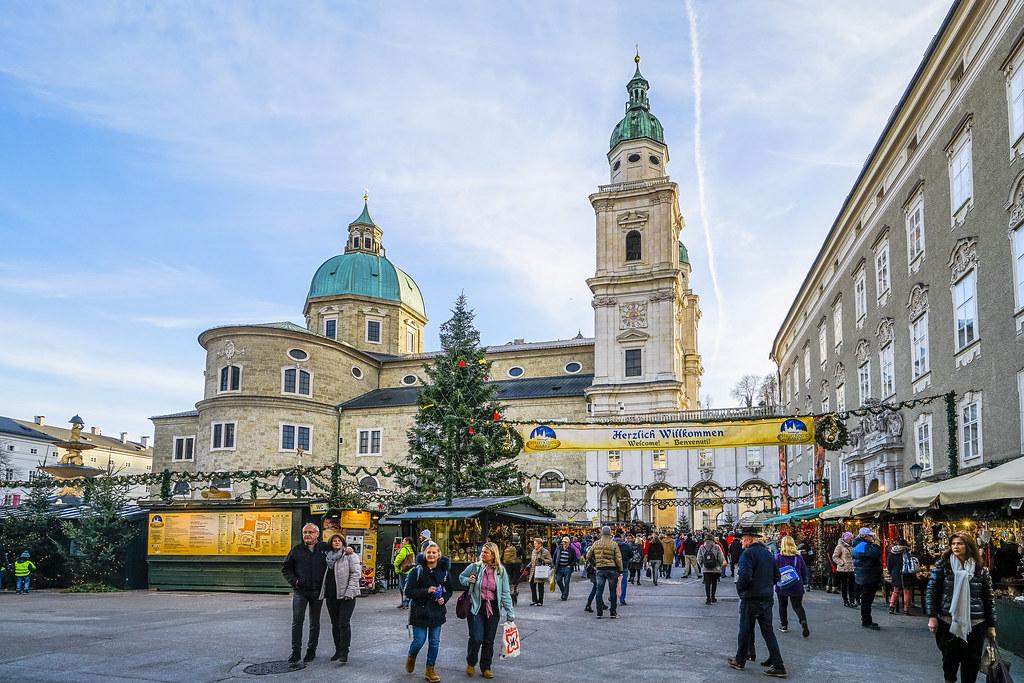 Salzburg Christmas Market.Salzburg Christmas Market 2 Christmas Market With A Unique